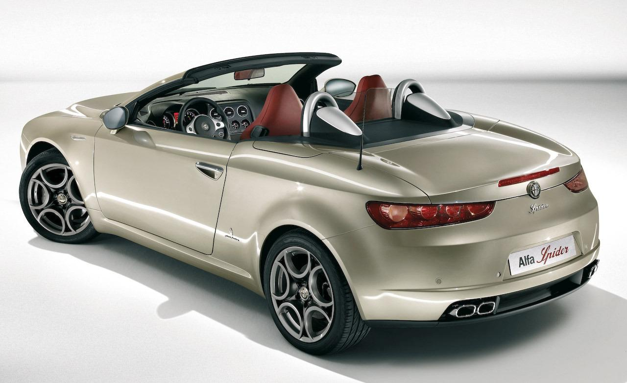 2013 alfa romeo spider pictures information and specs auto. Black Bedroom Furniture Sets. Home Design Ideas