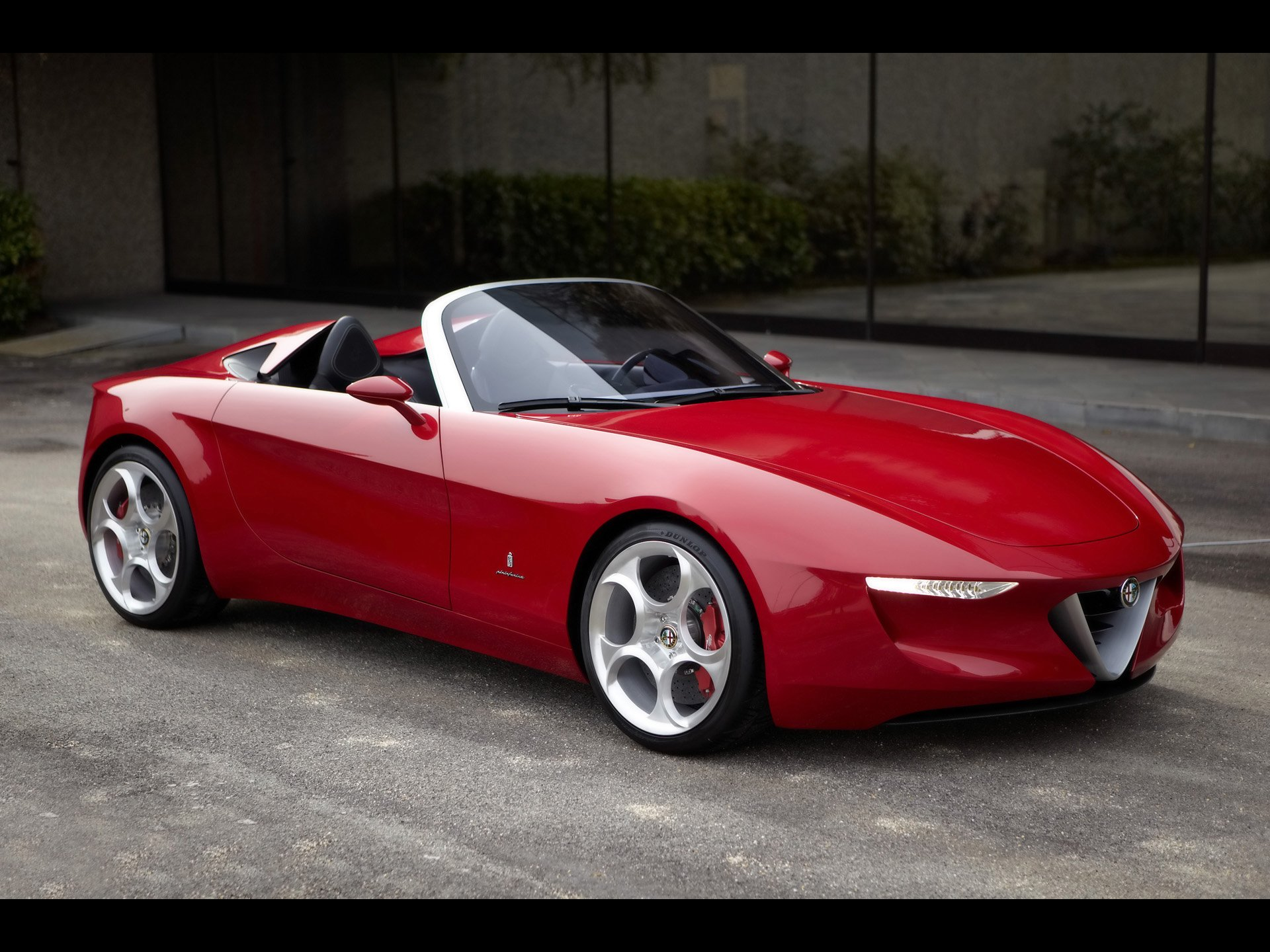alfa romeo spider 2013 wallpaper