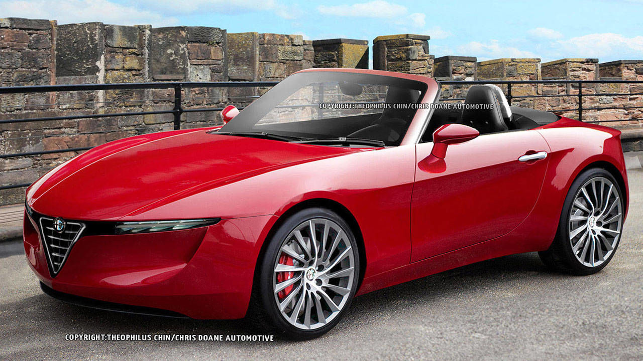 2014 alfa romeo spider pictures information and specs auto. Black Bedroom Furniture Sets. Home Design Ideas