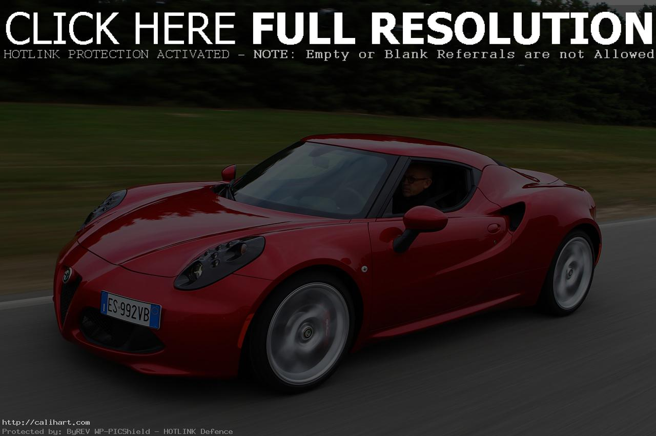 2015 Alfa Romeo Spider Pictures Information And Specs Auto 13