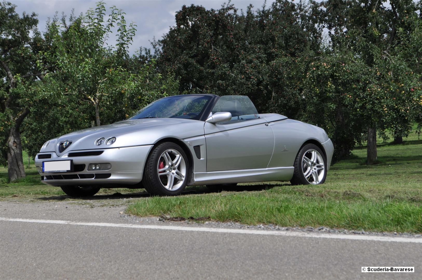 1997 alfa romeo spider 916 pictures information and specs auto. Black Bedroom Furniture Sets. Home Design Ideas