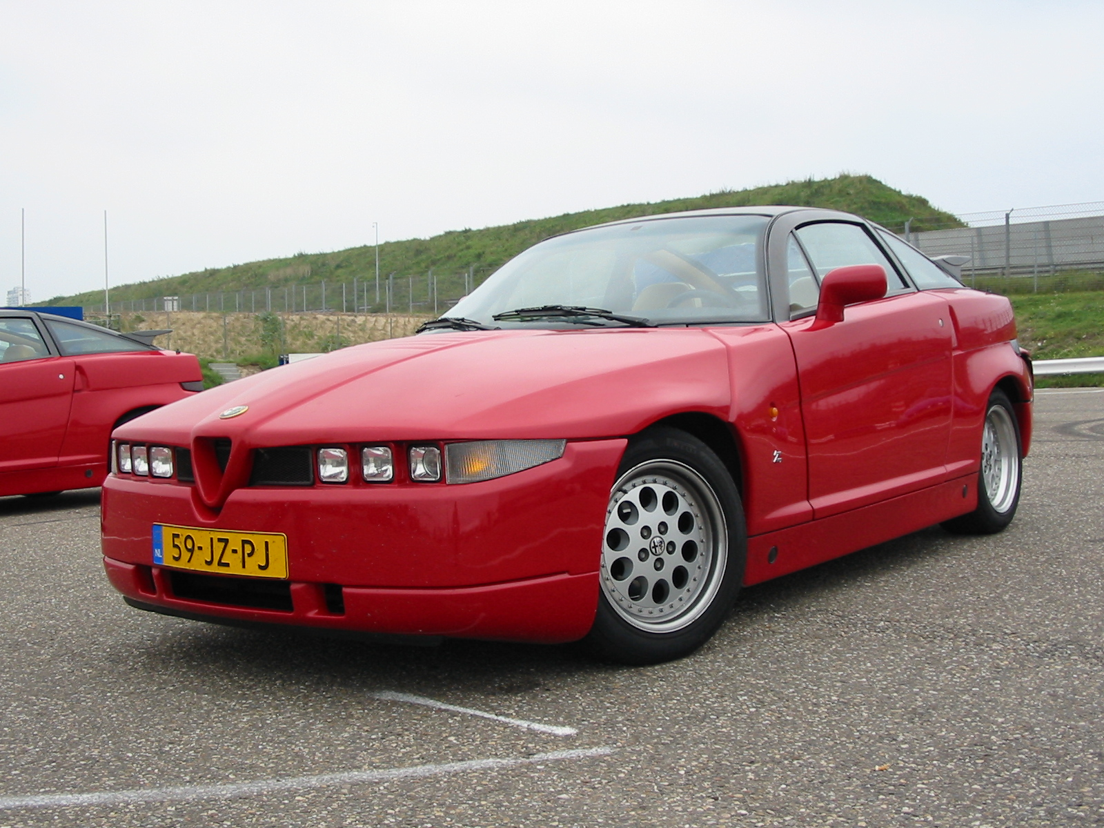 alfa romeo sz wallpaper #6