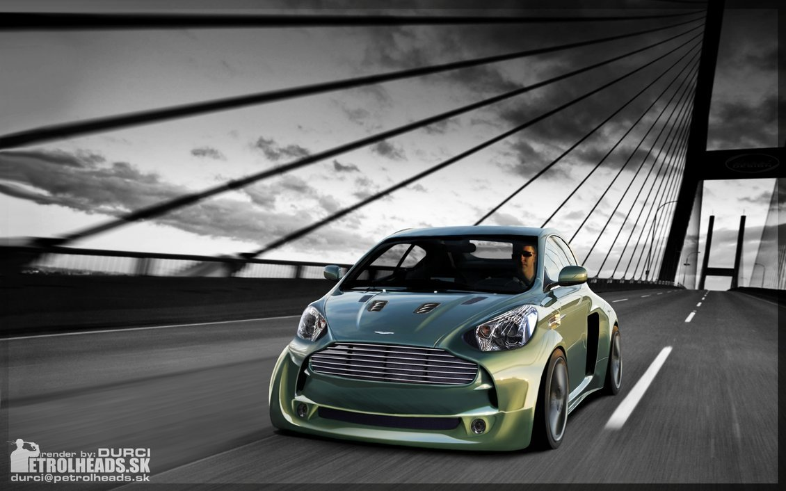 Aston Martin Cygnet Pictures Information And Specs Auto