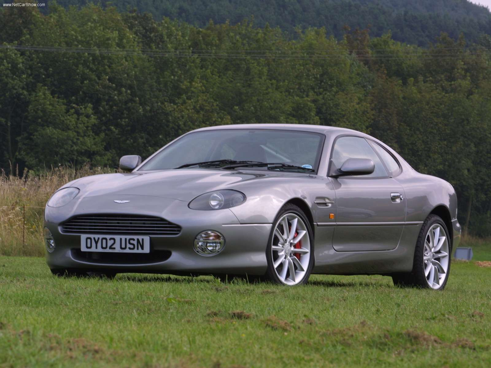 aston martin db7 gt 2011 pictures