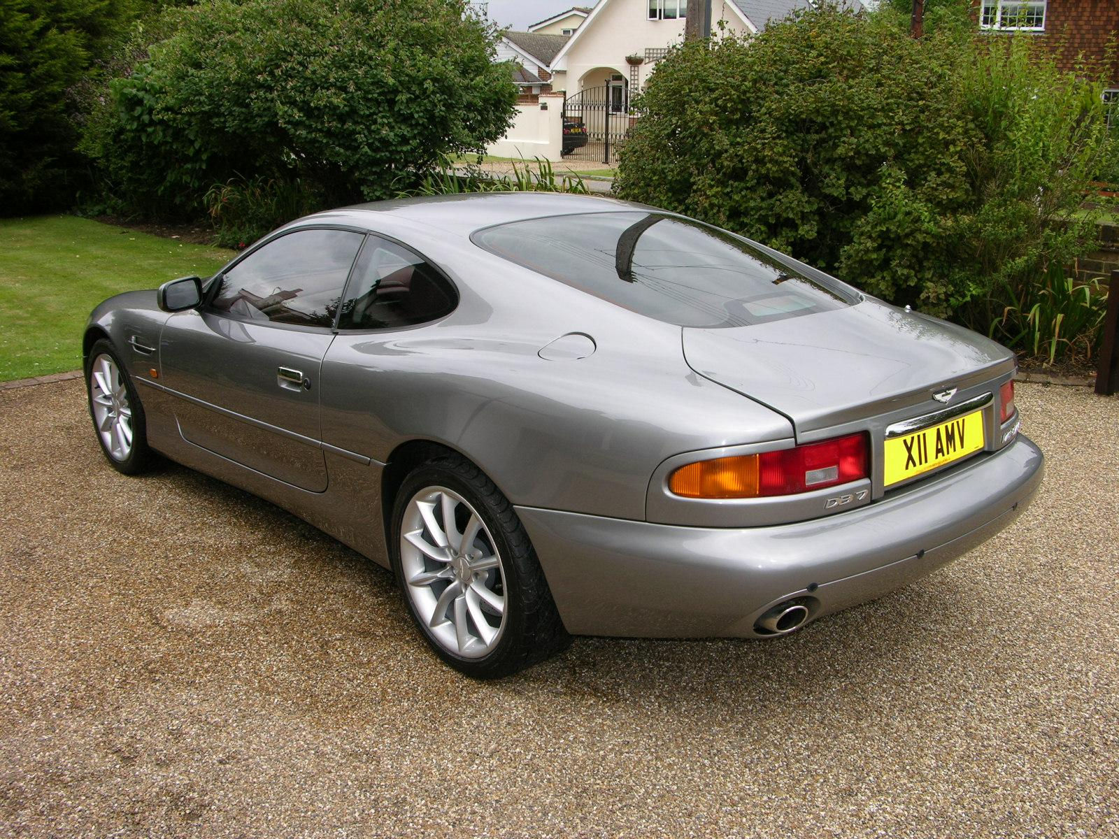 2012 aston martin db7 vantage � pictures information and