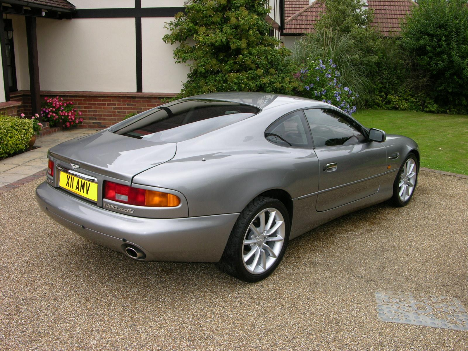 2012 Aston Martin Db7 Vantage Pictures Information And Specs