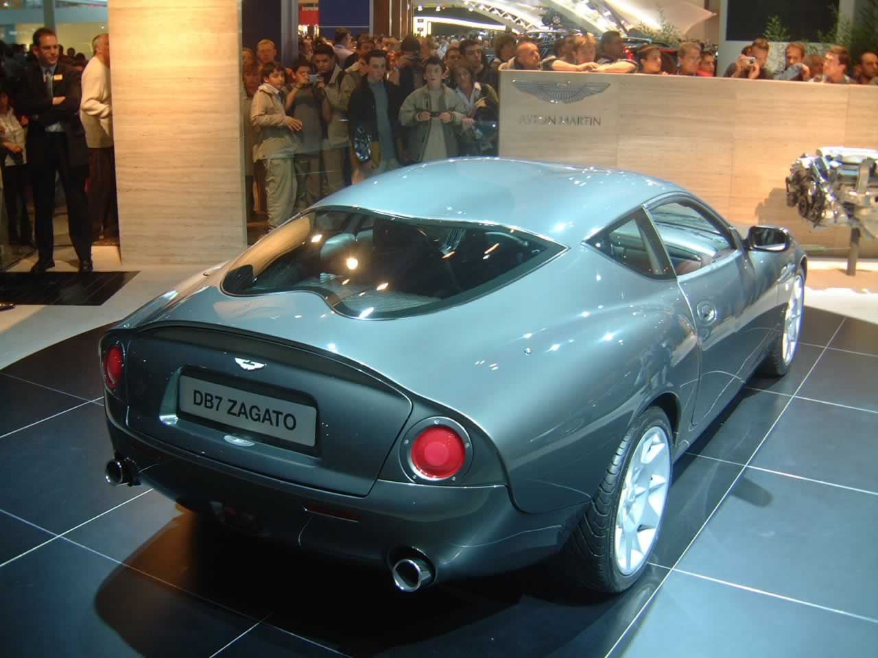 aston martin db7 zagato 2010 wallpaper