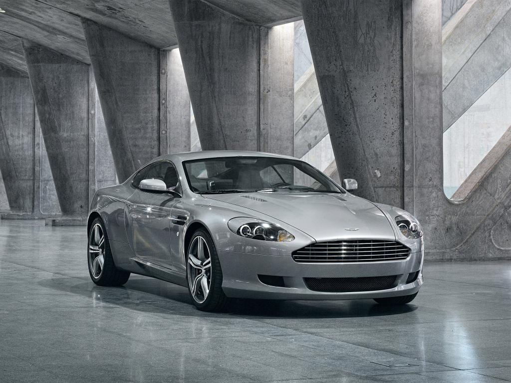 aston martin db9 coupe 2005 images #14