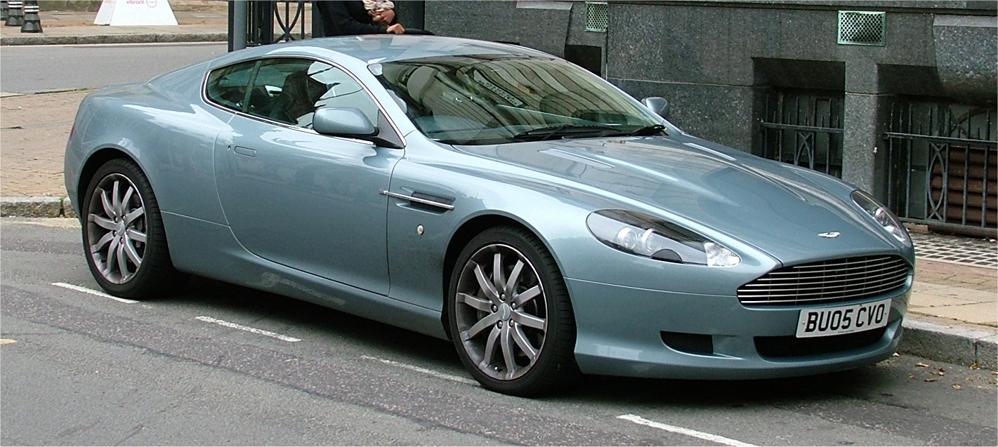 aston martin db9 coupe 2005 models #5