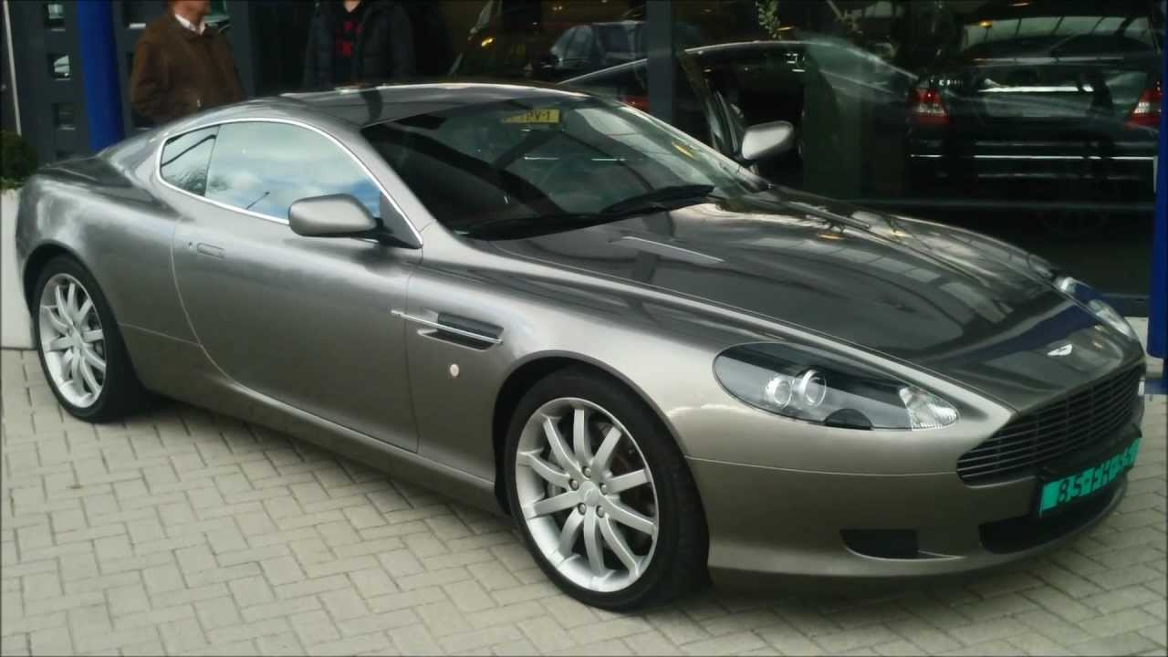 aston martin db9 coupe 2005 pictures #9