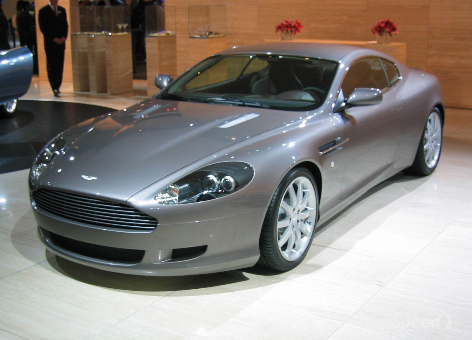 aston martin db9 coupe 2005 wallpaper #7
