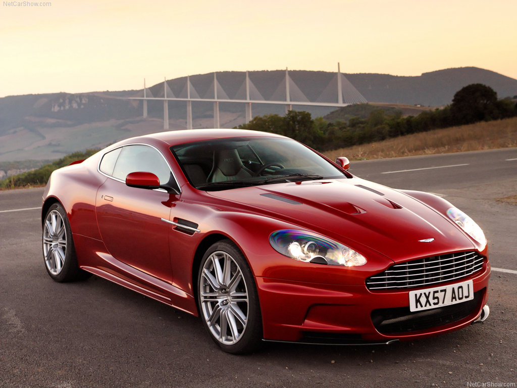 Aston Martin Db Coupe Pictures Information And Specs Auto - Aston martin db9 coupe