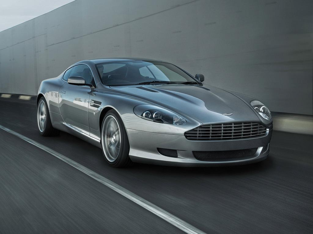aston martin db9 coupe 2009 #5