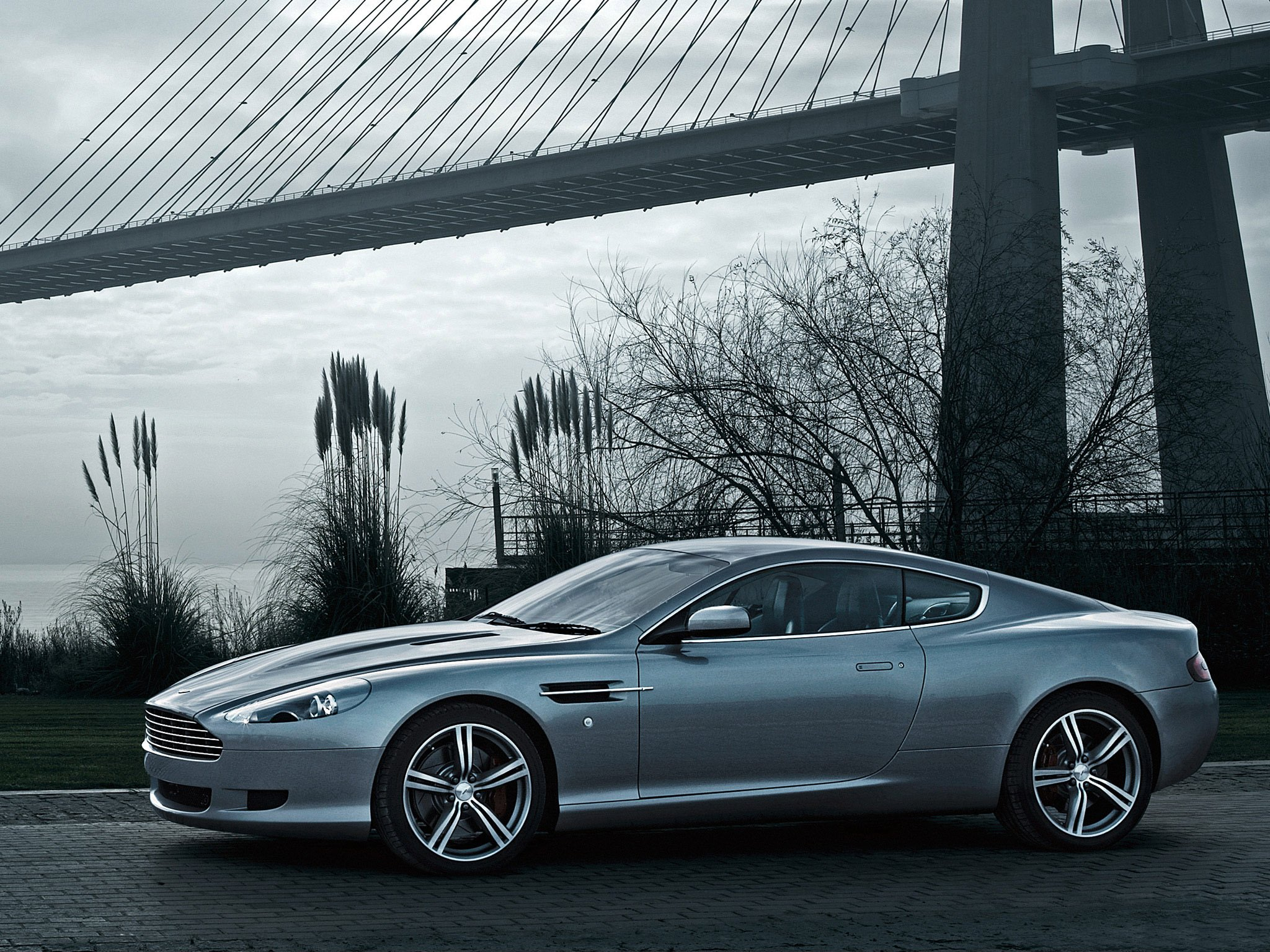 aston martin db9 coupe 2009 images #3
