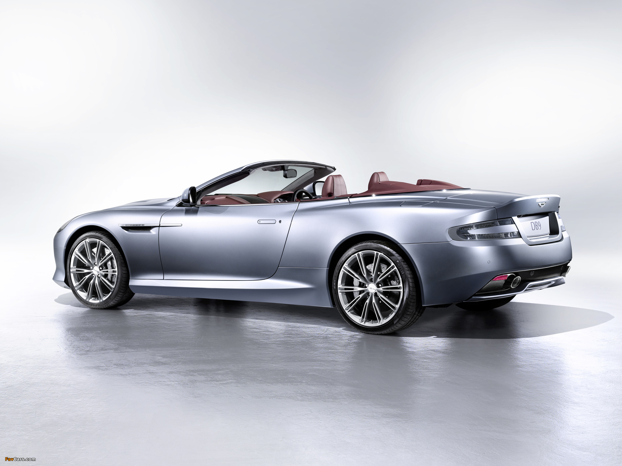 aston martin db9 voltane 2012 images