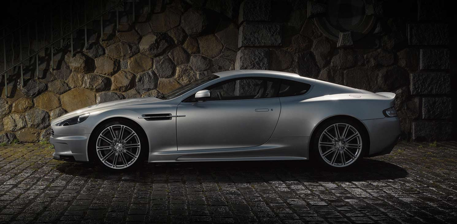 aston martin dbs images