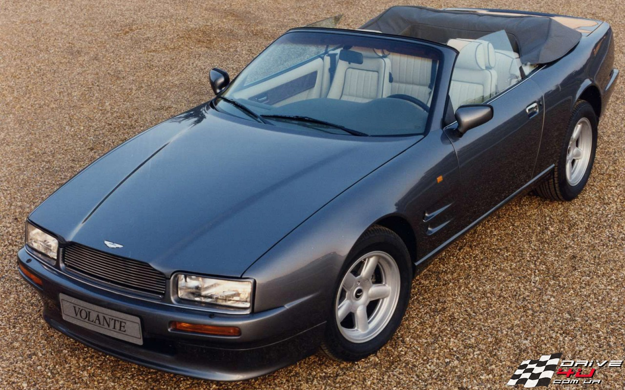 aston martin lagonda i shooting brake 1995