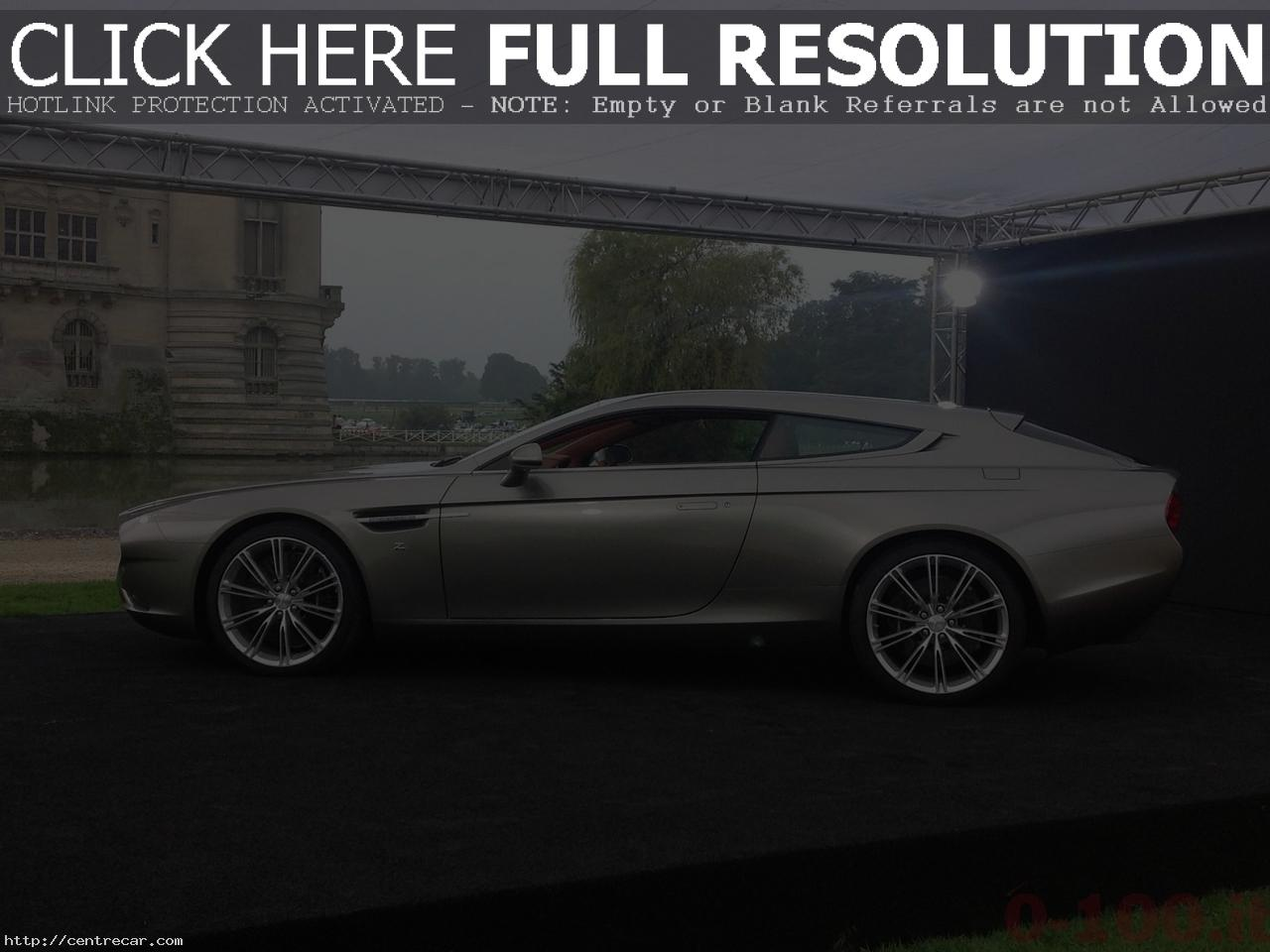 aston martin lagonda i shooting brake 1995 images