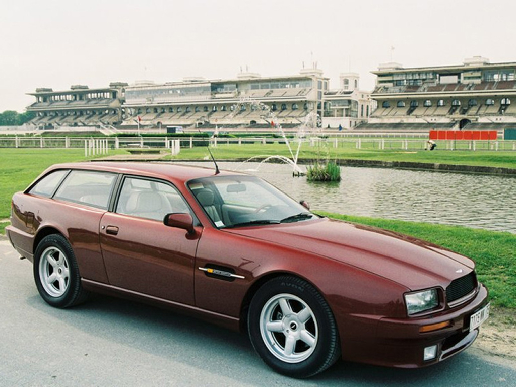 aston martin lagonda i shooting brake 1995 pictures
