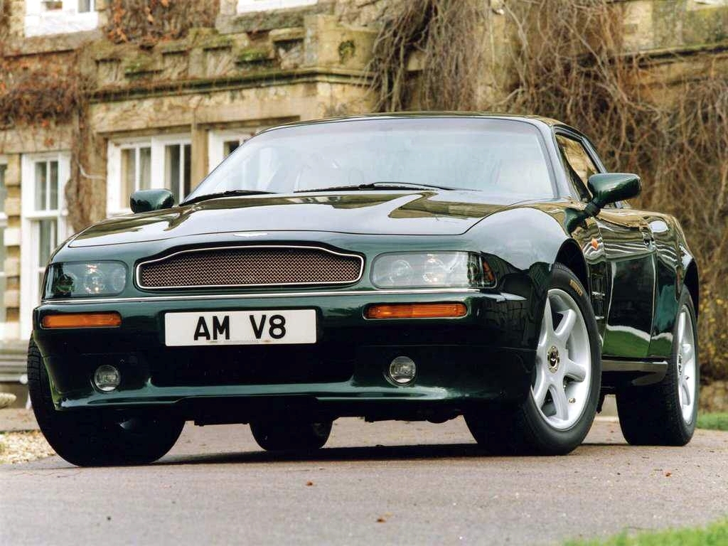 aston martin lagonda i shooting brake 1995 wallpaper