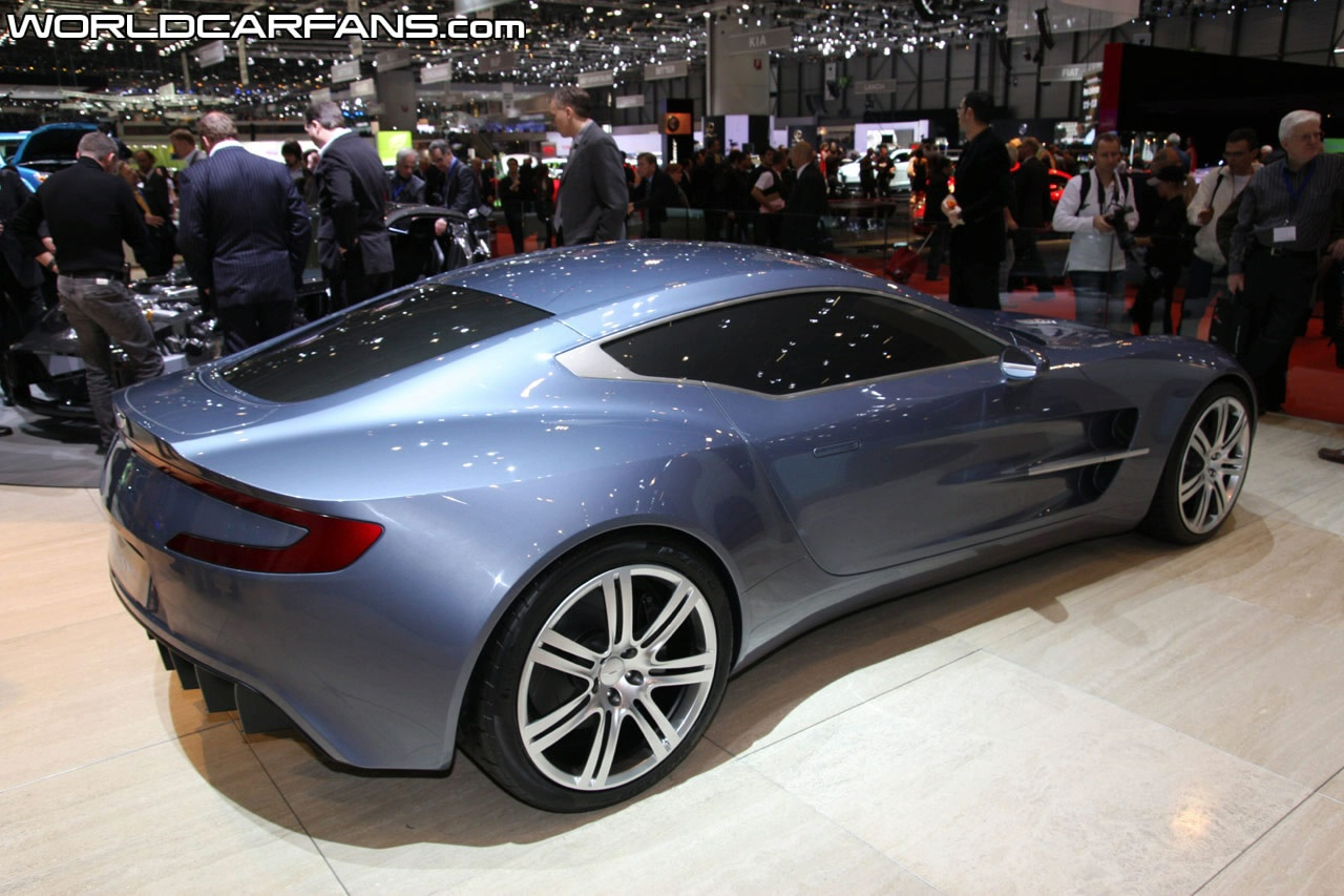 2016 aston martin one 77 pictures information and specs. Black Bedroom Furniture Sets. Home Design Ideas