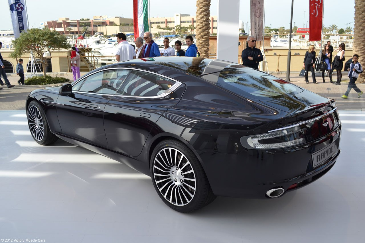 2012 Aston Martin Rapide Pictures Information And Specs Auto Database Com
