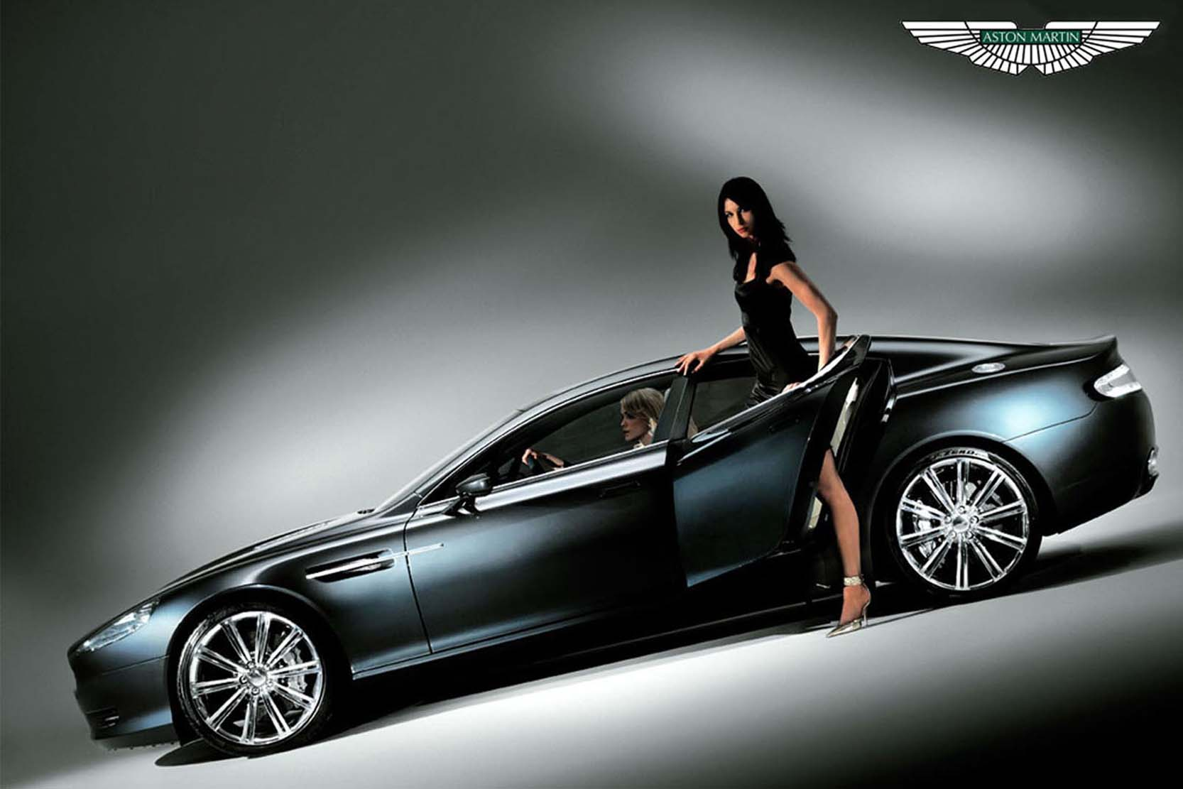 aston martin rapide pictures #4
