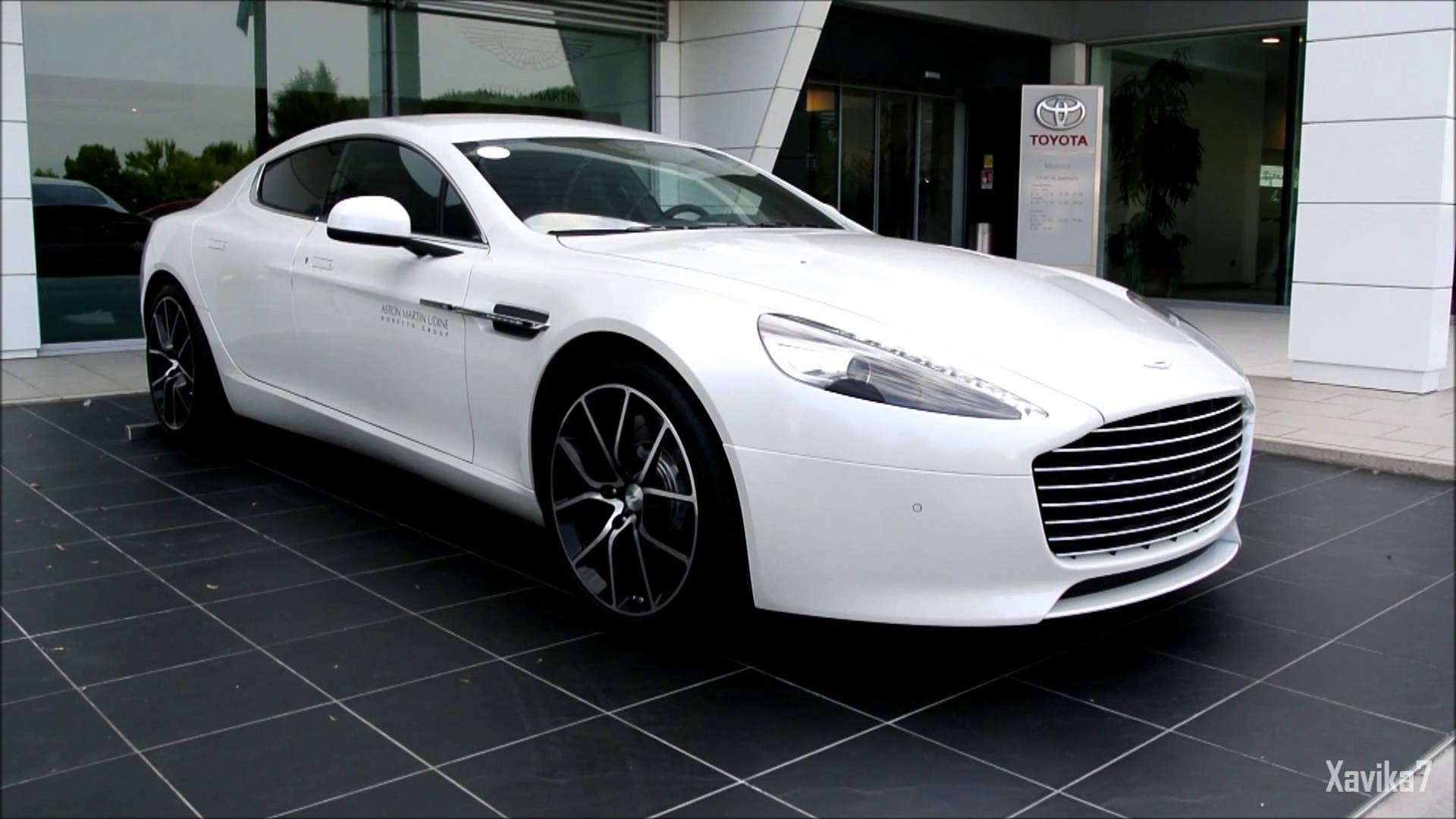 aston martin rapide pictures #12