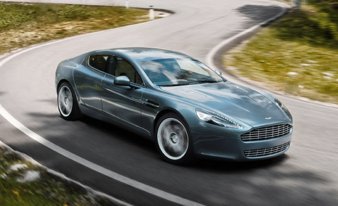 aston martin rapide wallpaper