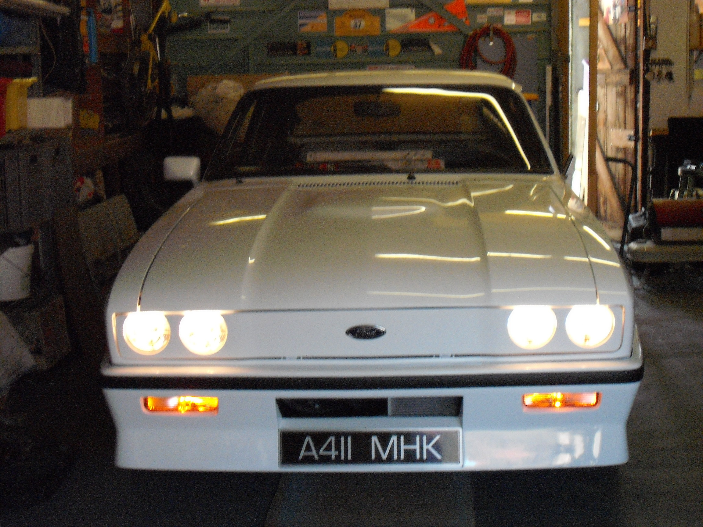 aston martin tickford capri images #5