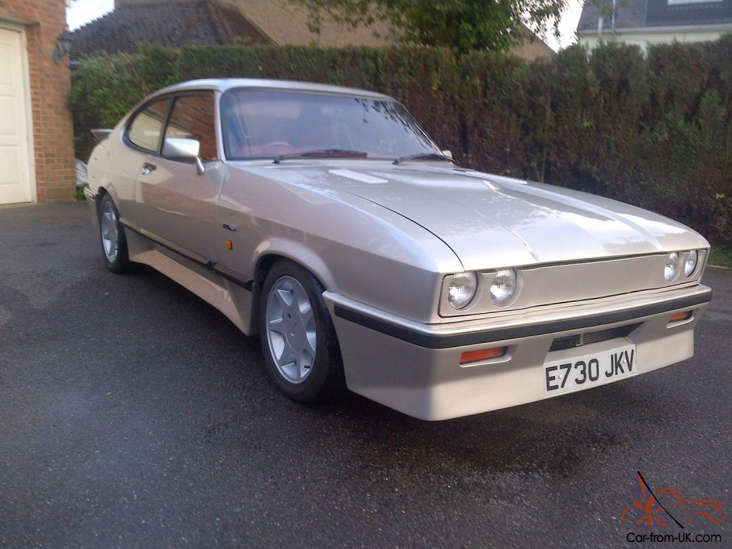 aston martin tickford capri pictures