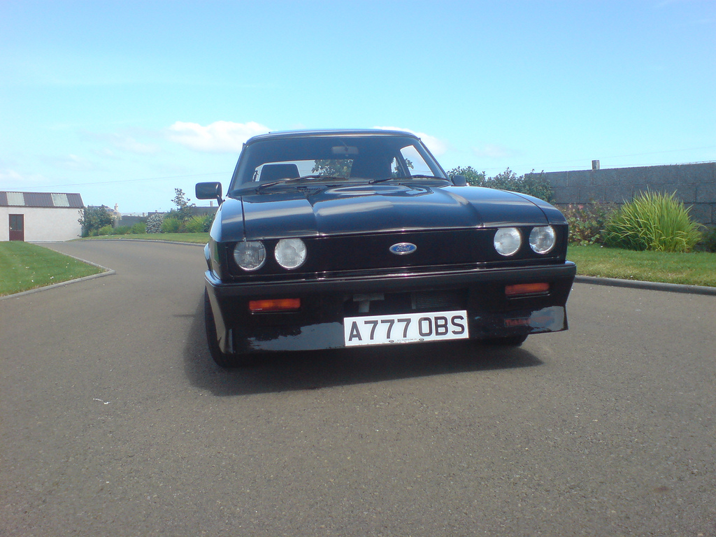 aston martin tickford capri seriess