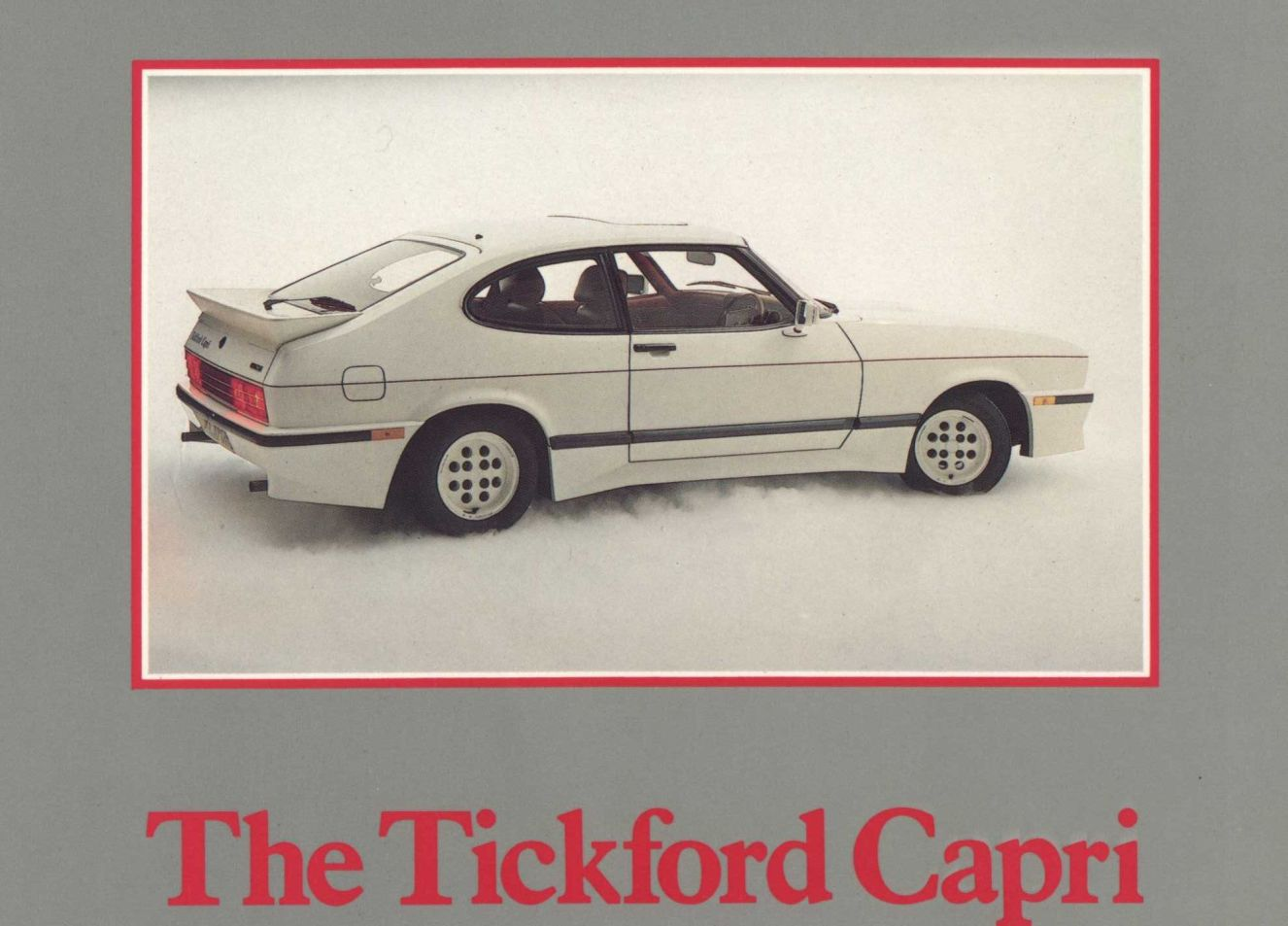 aston martin tickford capri wallpaper #14