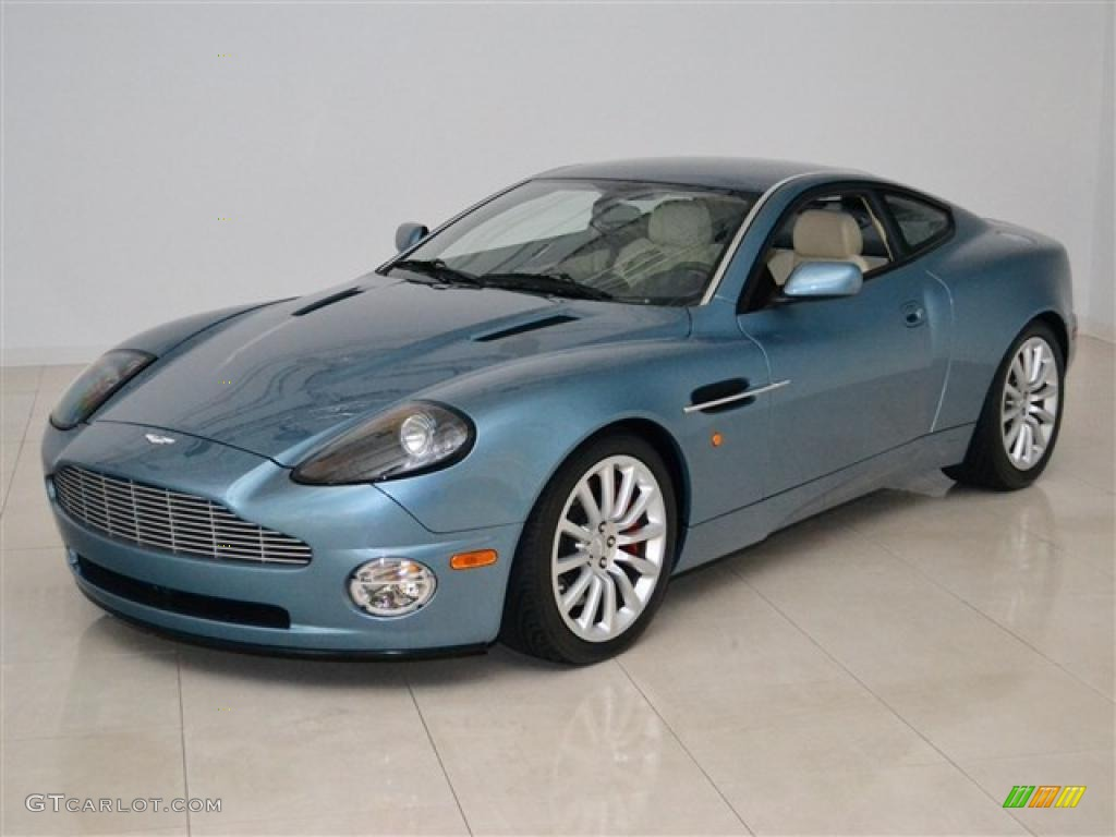 2003 Aston Martin Vanquish Pictures Information And Specs Auto Database Com