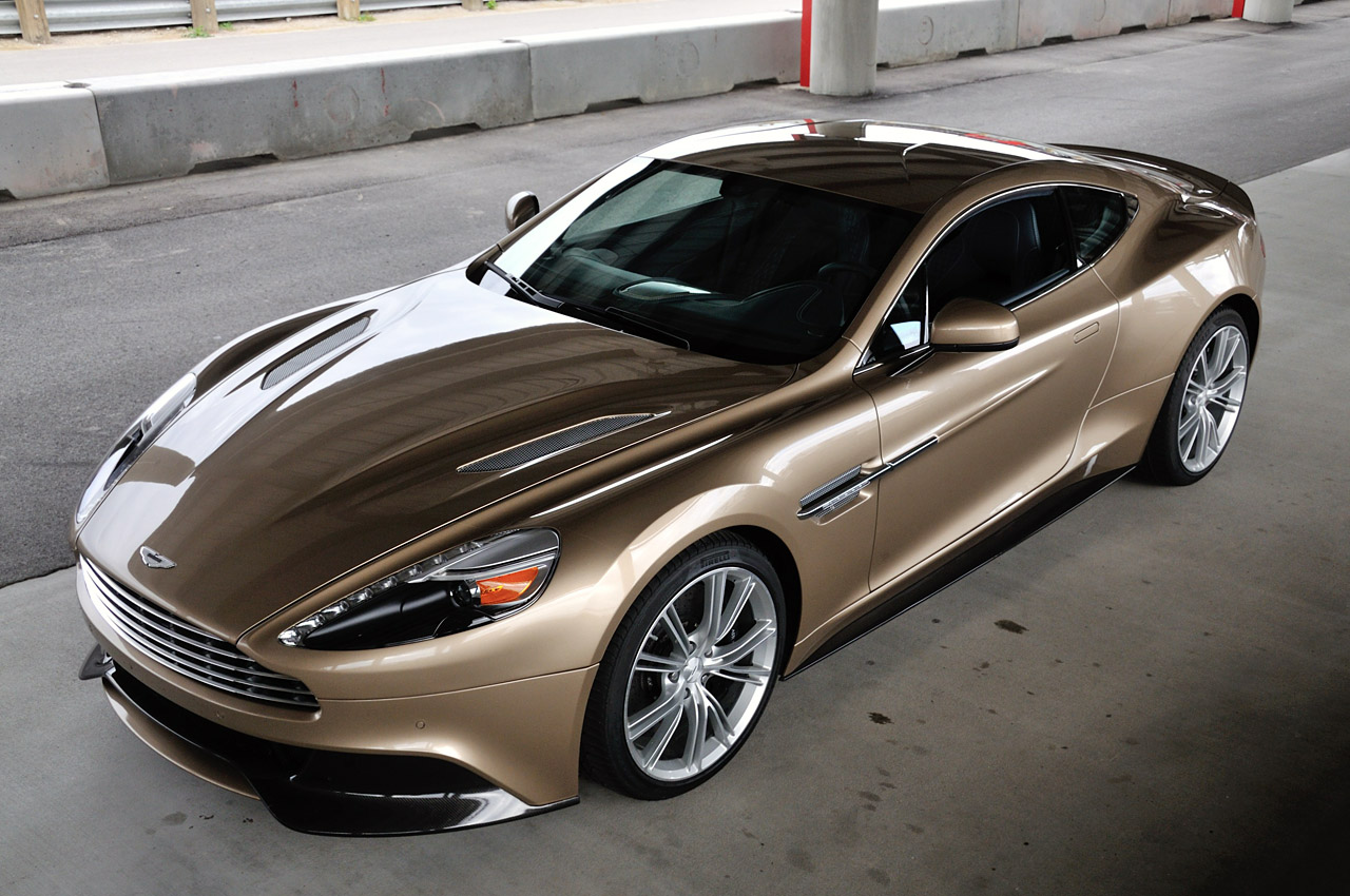 Aston Martin Vanquish Pictures Information And Specs Auto - Aston martin vanquish price usa