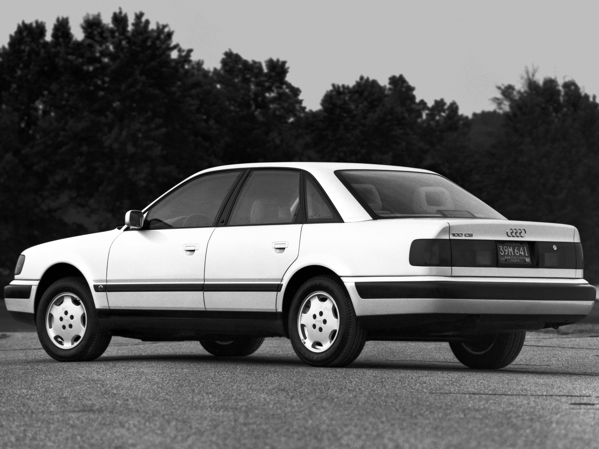 audi 100 (4a,c4) 1990 pictures #7