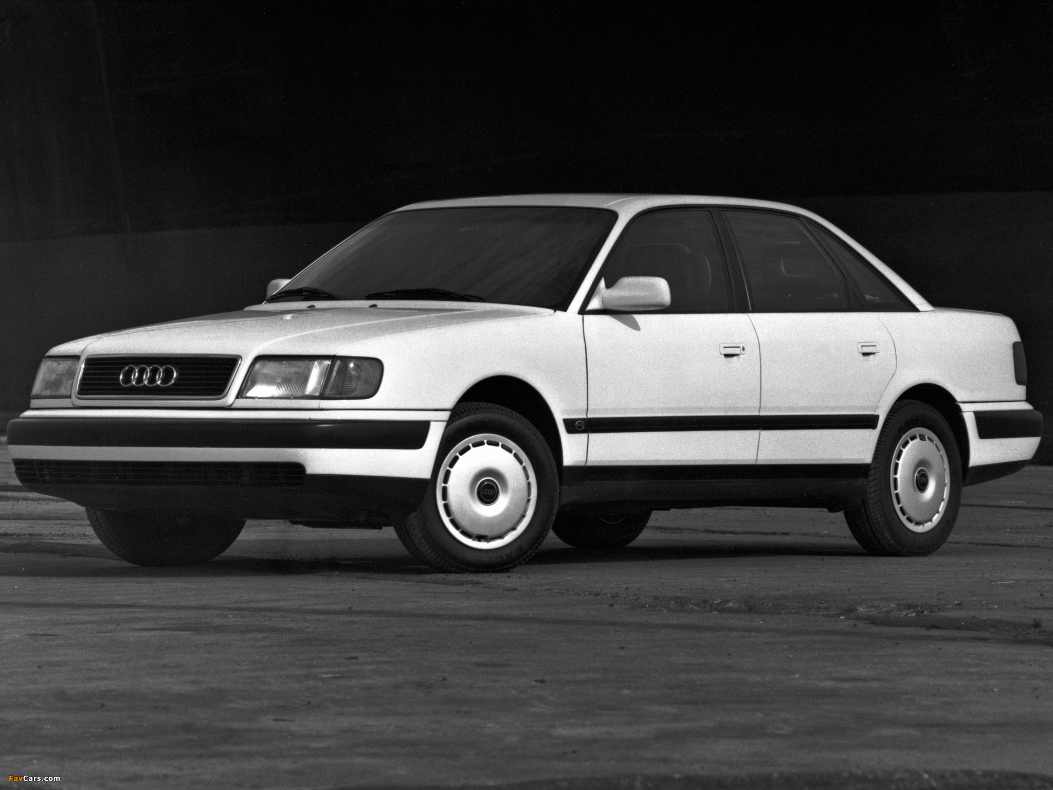 audi 100 (4a,c4) 1990 pictures #15