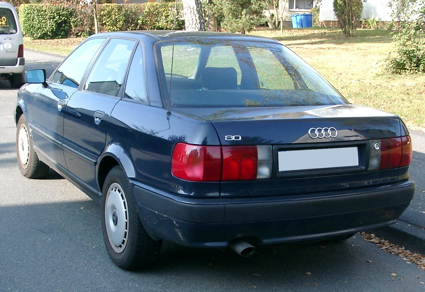 1991 audi 80 b4 pictures information and specs auto. Black Bedroom Furniture Sets. Home Design Ideas