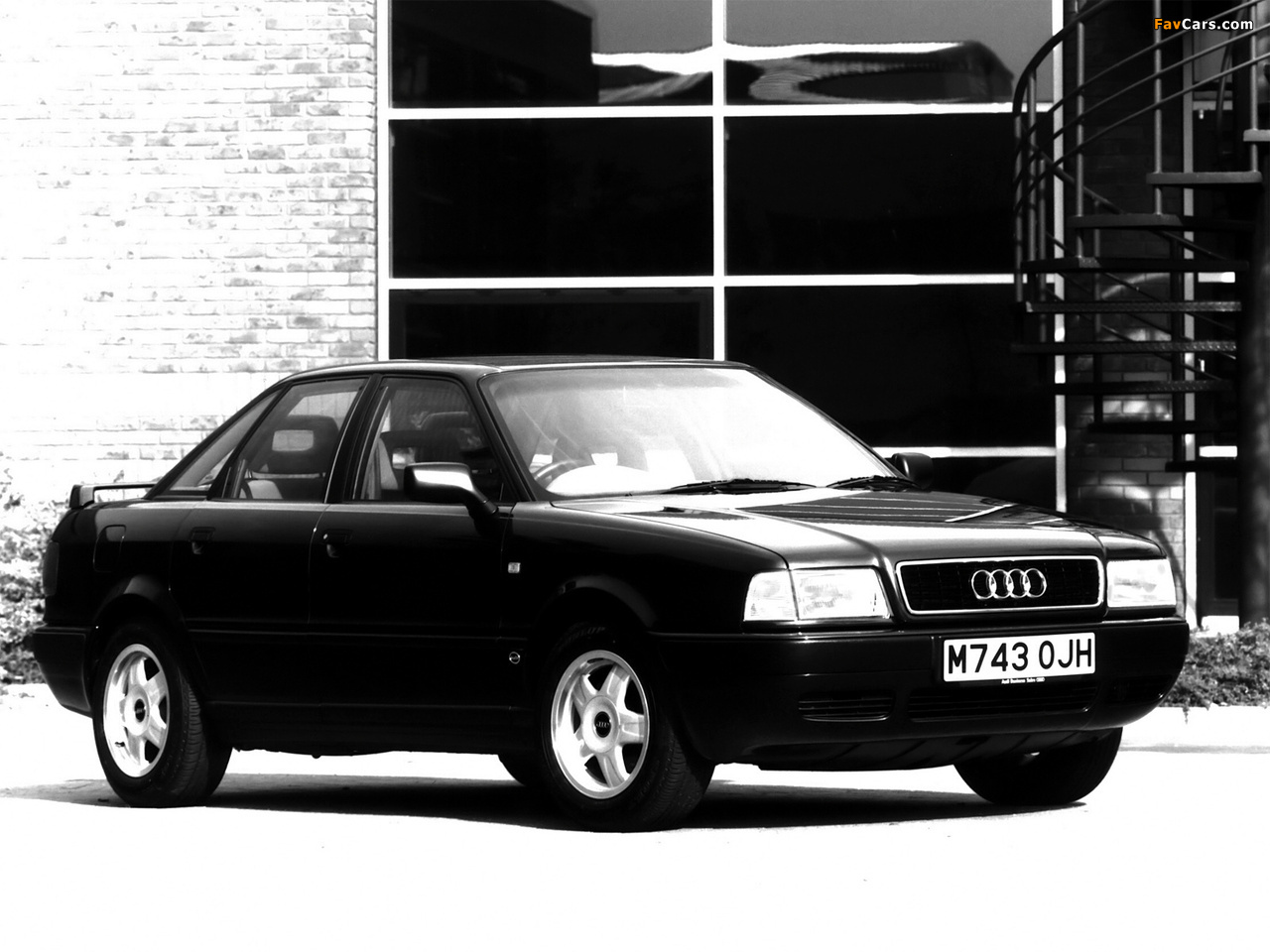 1991 Audi 80 (b4) - pictures, information and specs - Auto-Database.com