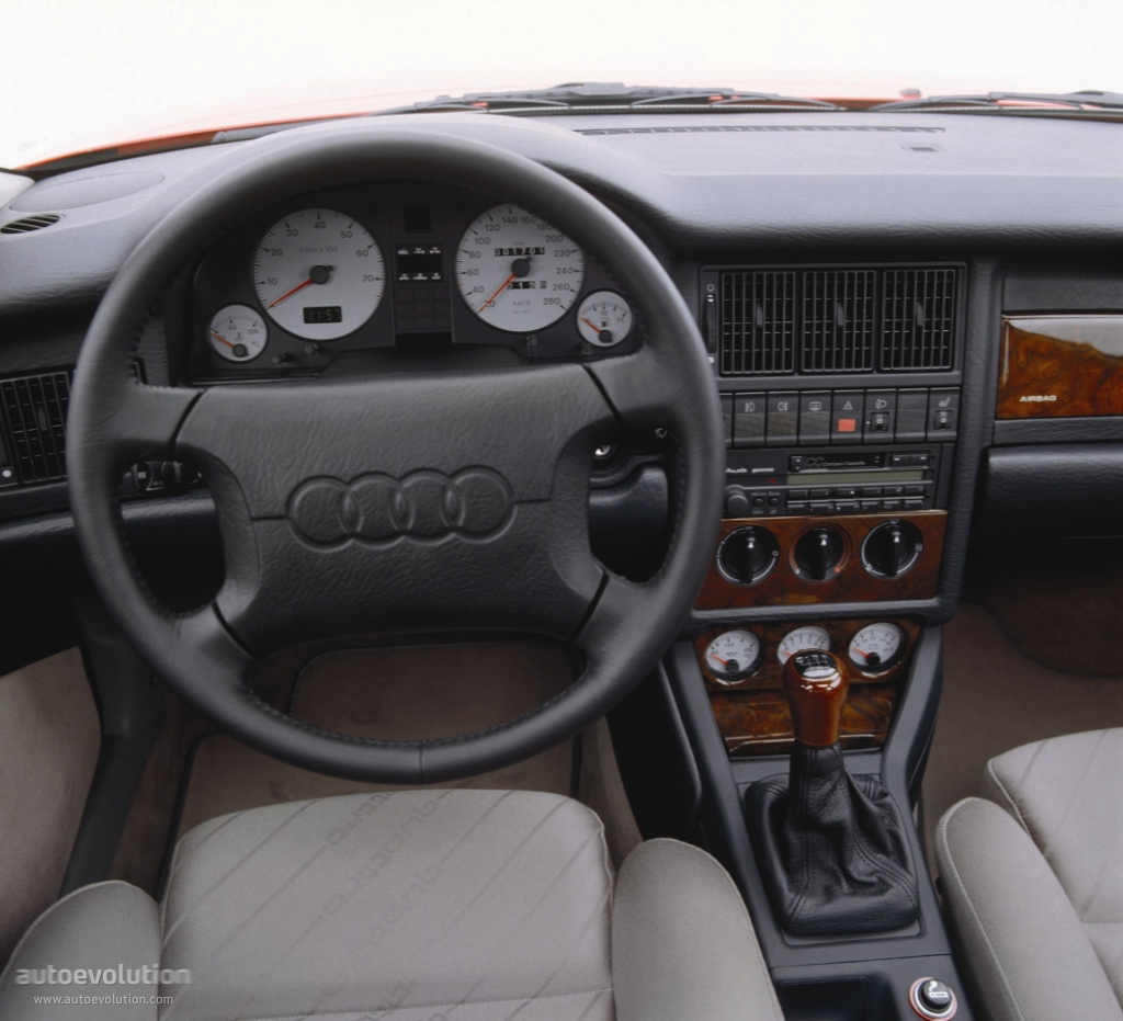 1992 audi 80 b4 pictures information and specs auto. Black Bedroom Furniture Sets. Home Design Ideas