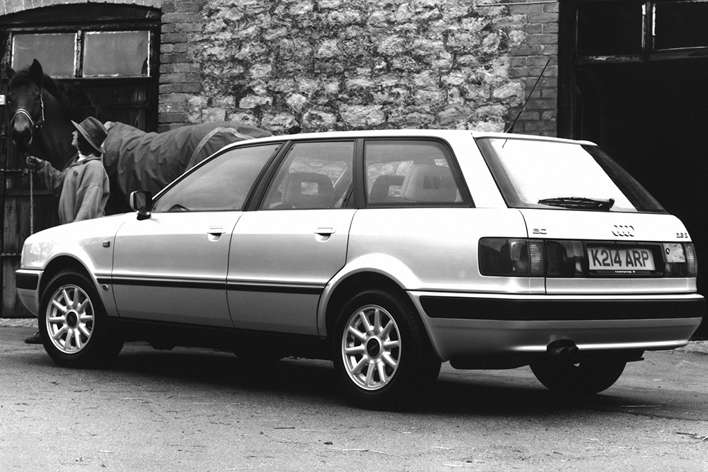 1992 Audi 80  B4   U2013 Pictures  Information And Specs