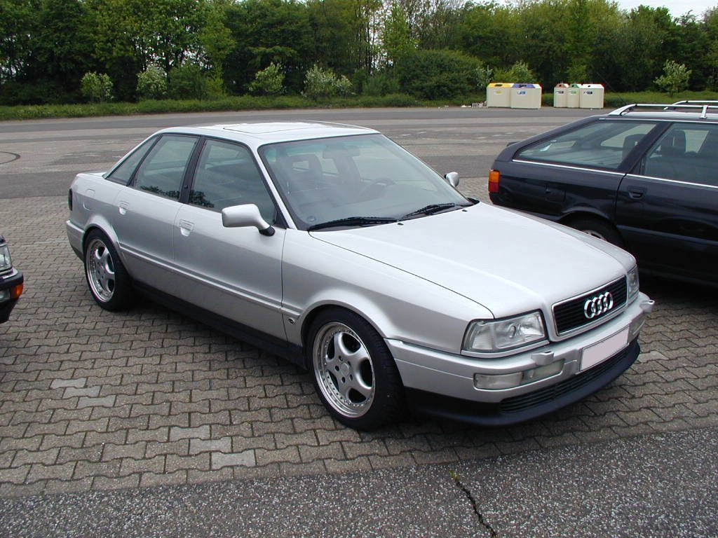 1993 Audi 80 (b4) - pictures, information and specs - Auto ...