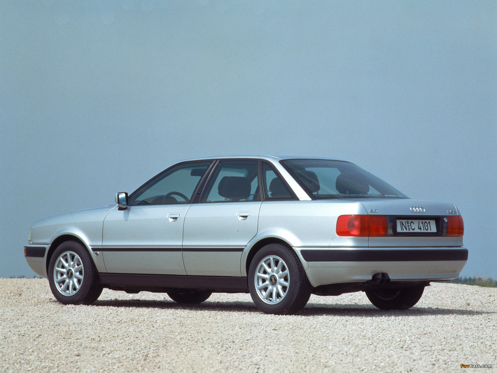 1994 Audi 80 (b4) - pictures, information and specs - Auto ...