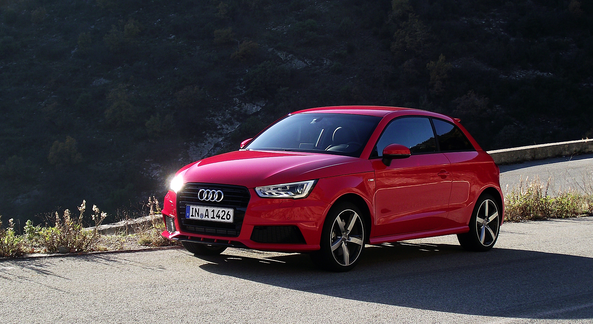 2015 audi a1 8x1 pictures information and specs auto. Black Bedroom Furniture Sets. Home Design Ideas