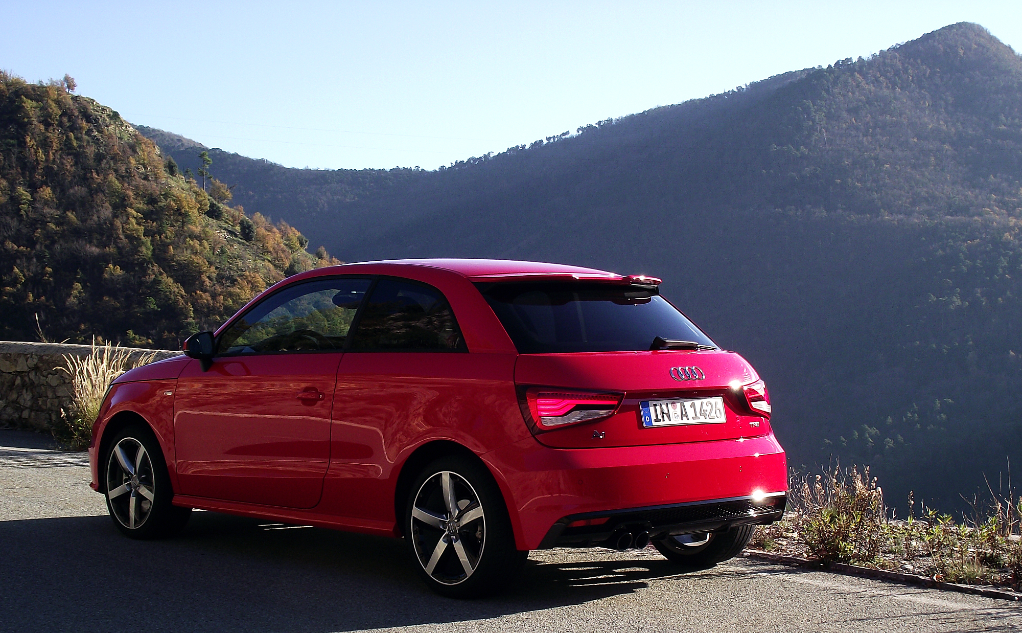 audi a1 (8x1) 2015 pictures #3