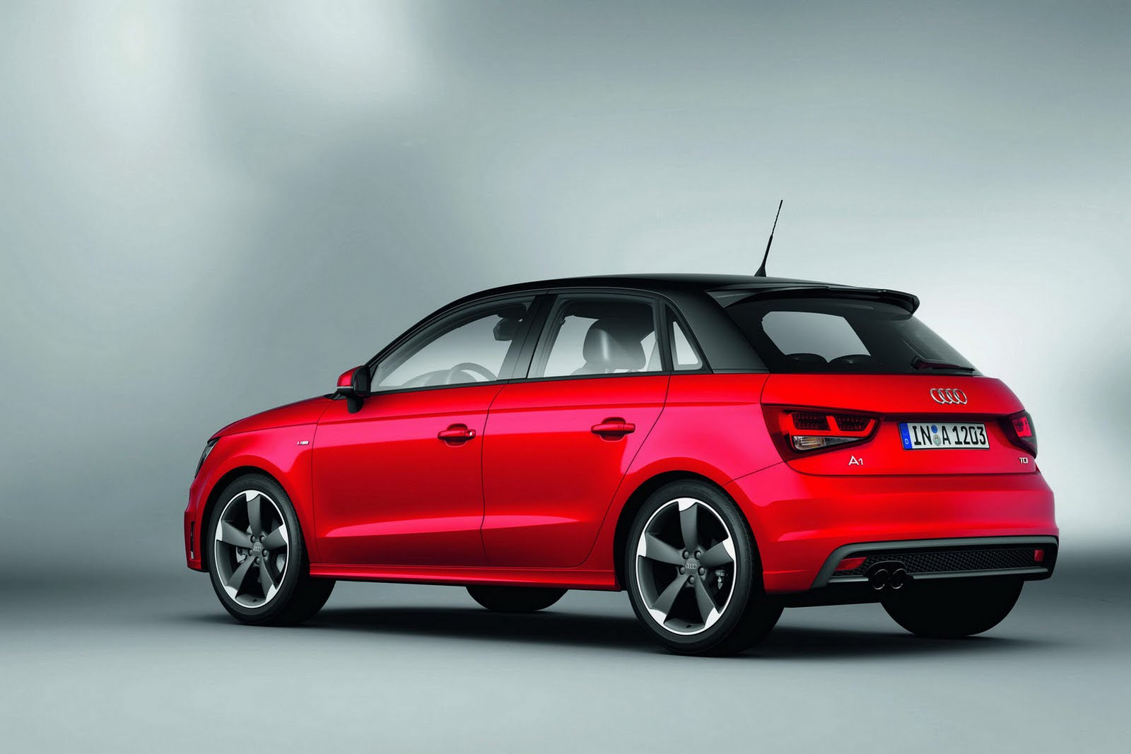 audi a1 pictures #1