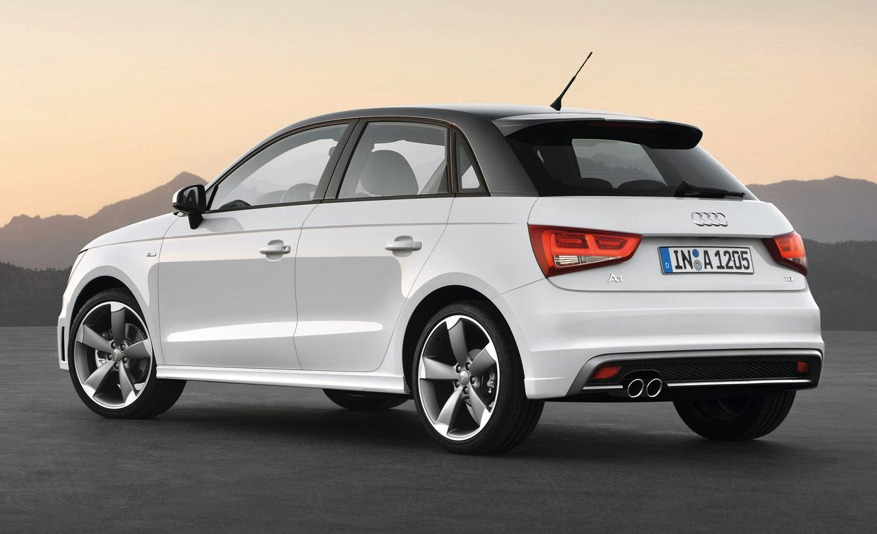 audi a1 pictures #9