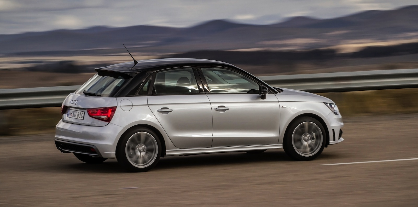 2013 Audi A1 sportback (8xa) - pictures, information and ...