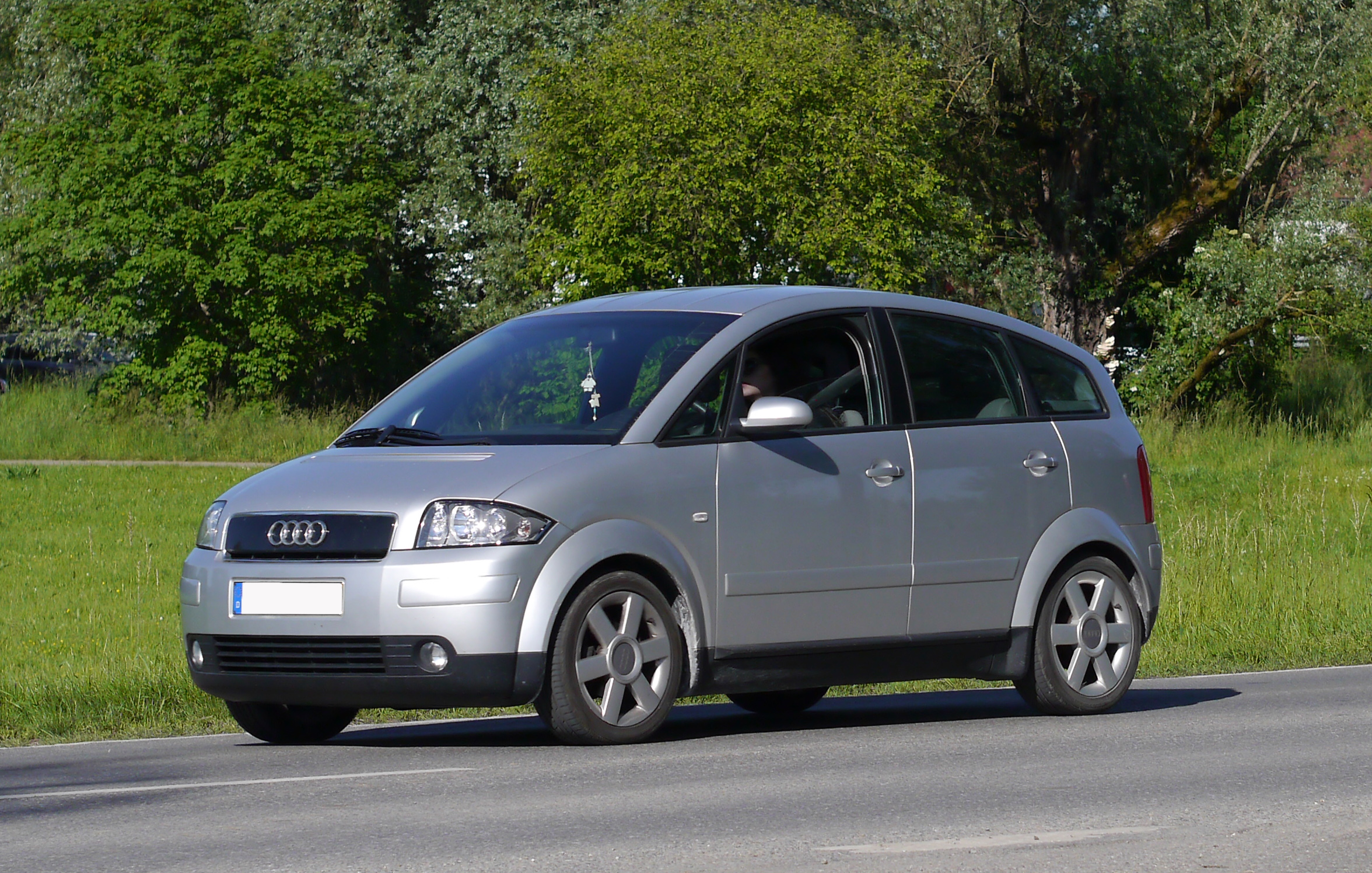 2000 Audi A2 (8z) - pictures, information and specs - Auto ...
