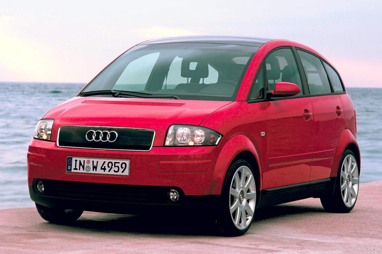2001 audi a2 8z pictures information and specs auto. Black Bedroom Furniture Sets. Home Design Ideas